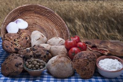 000009 Bread Mediterranean Diet