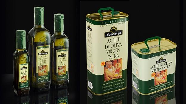Oleoestepa Hojiblanco Aceite Oliva