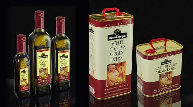 Oleoestepa Arbequino Aceite Oliva