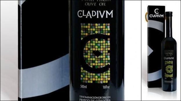 Cladivm aceite de oliva