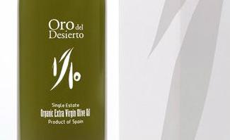 Oro del Desierto Edicion Limitada 1 10 Cosecha Temprana aceite de oliva
