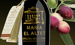 Masia El Altet, Changlot Real, Special Selection aceite de oliva