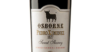 Pedro Ximenez Osborne mejores vinos españoles