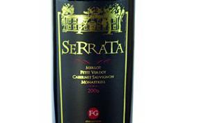 Serrata vino, Bodegas Francisco Gómez