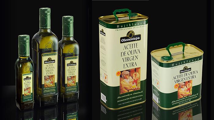 002036-000212 Oleoestepa Hojiblanco Aceite Oliva Olive Oil