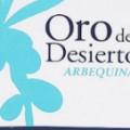Oro del Desierto Arbequina aceite de oliva biologico