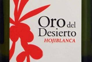 Oro del Desierto – Hojiblanca, Aceite Ecológico de Oliva Virgen Extra Español
