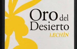 Oro del Desierto - Lechin Aceite de Oliva Biologico