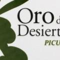 Oro del desierto Picual aceite de oliva biologico