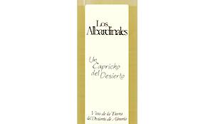 Oro del Desierto – Los Albardinales, Vino Blanco Dulce Ecológico Español